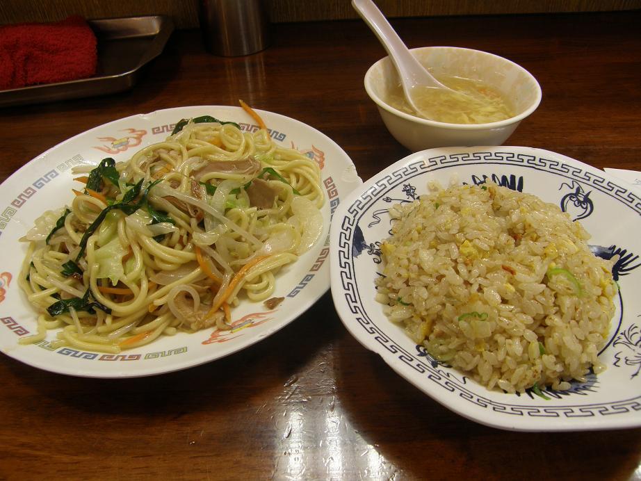 中華食堂 十八番    天五_c0118393_13391581.jpg