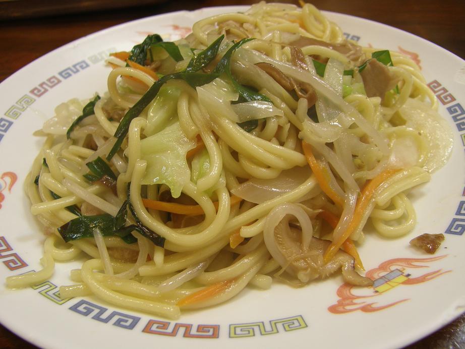 中華食堂 十八番    天五_c0118393_1340596.jpg