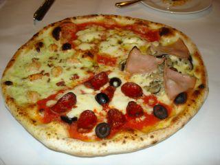 牛田よいとこ、アル・ピッツォはおいしいイタリアン!_e0166301_039299.jpg