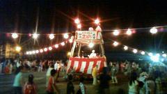 盆踊り①_e0173738_2210153.jpg