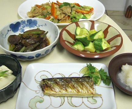 秋刀魚!_c0119140_12544035.jpg