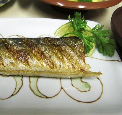 秋刀魚!_c0119140_1385125.jpg