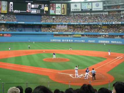 お盆休み☆今年2回目のタイガース!!_d0075246_17501959.jpg