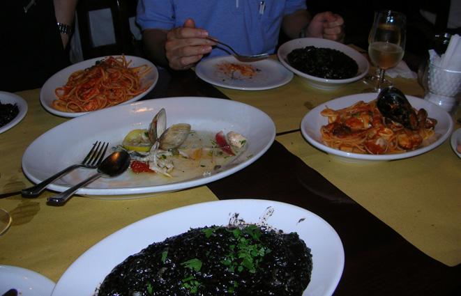 IL Bacaro イタリア(ヴェネチィア)料理 新宿三丁目_e0127948_2344759.jpg