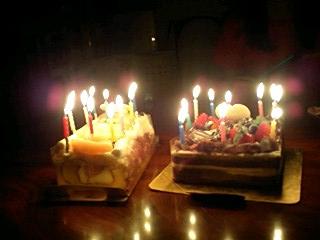No.705 8月15日(土):Happy Birthday10!_b0113993_17445430.jpg