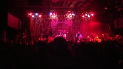 HED to HEAD TOUR 2009: ツアー初日_b0144406_5231671.jpg