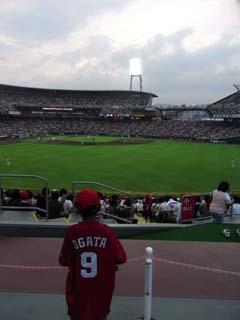 7月31日~8月2日、広島東洋カープ対横浜ベイスターズ3連戦_d0102724_14332353.jpg