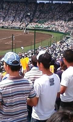 第91回全国高校野球選手権大会~帝京_e0089732_1255232.jpg