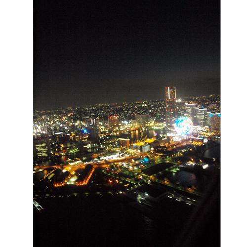 横浜*Night Cruising!_e0172847_731449.jpg