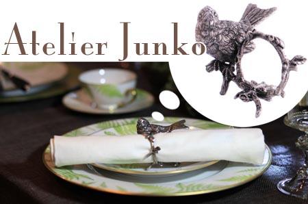 白馬Atelier Junko テーブルコーディネート展(2)_c0181749_11211415.jpg