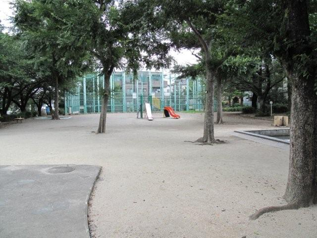 A park stands still_c0157558_2202480.jpg