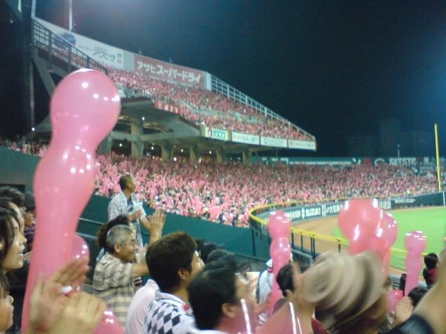 スタジアムの花_f0081885_19421165.jpg
