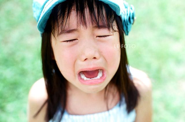 泣き顔 : LE FOTO