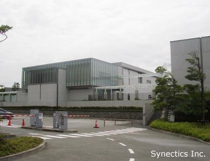 090817 お盆の湘南海水浴&建築散歩−1_f0202414_1540680.jpg