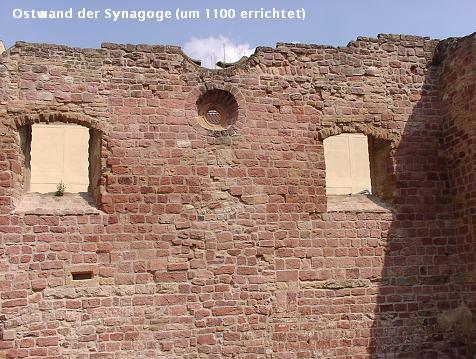 Speyer 2 / Mittelalterlicher Judenhof 中世ユダヤの遺跡_d0144726_332215.jpg