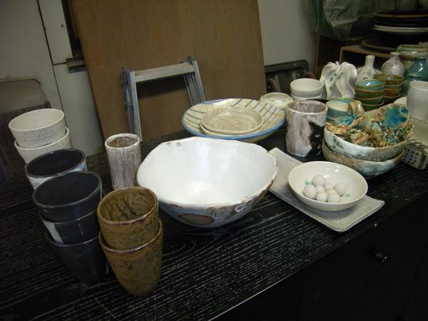 酸化(OF)の窯が出ました。_e0046128_1517204.jpg