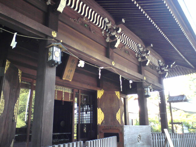 喜多見寺社巡り_d0038951_39083.jpg