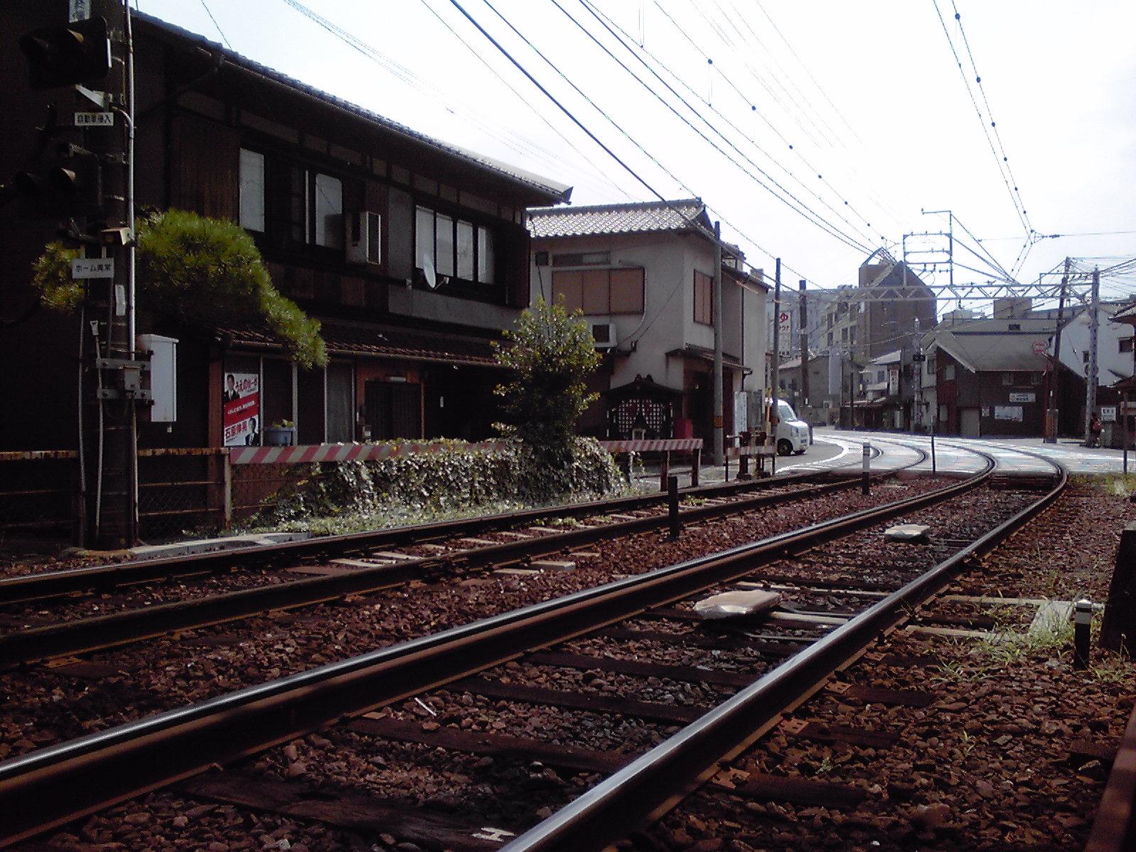路面電車「お京阪」_c0160822_18265985.jpg