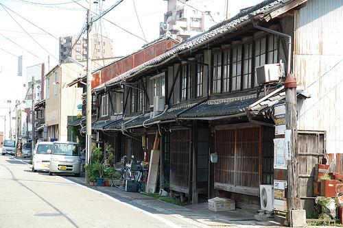 宝町の古い町並み_c0126161_18152764.jpg