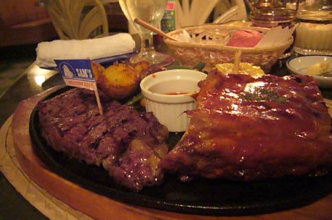 beach and steak._c0153966_23163262.jpg