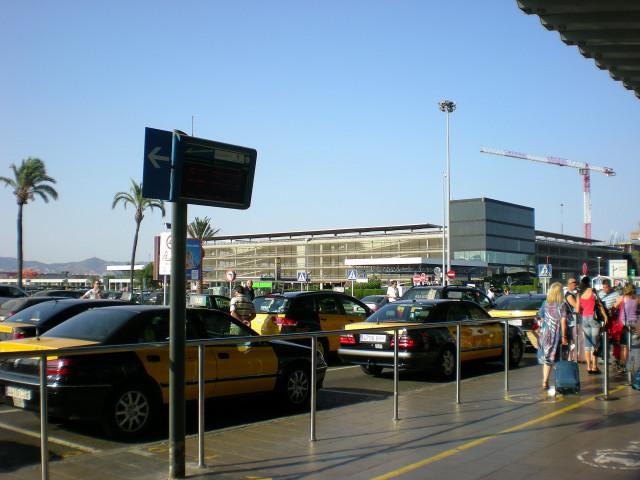 バルセロナ---到着編(ホテル)_c0179785_062547.jpg
