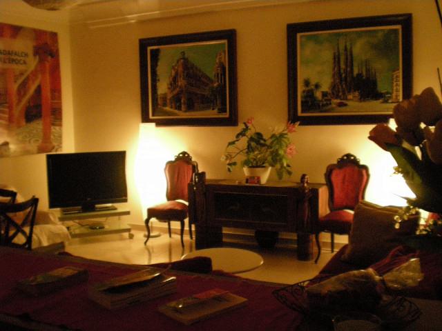 バルセロナ---到着編(ホテル)_c0179785_16293424.jpg