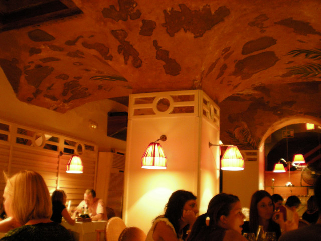 バルセロナ----お食事編--- LA  FONDA_c0179785_2393745.jpg