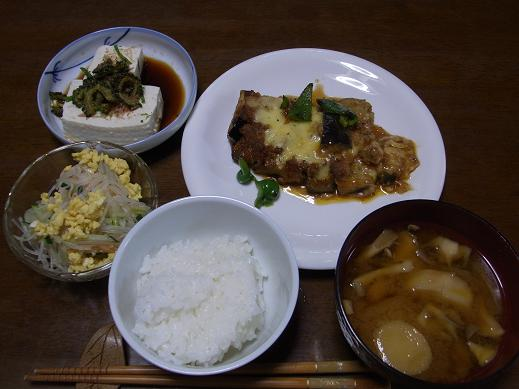 久子さんランチ 2009,8,17_e0108897_1550478.jpg