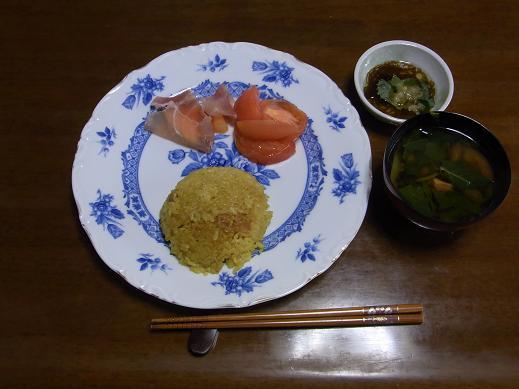 久子さんランチ 2009,8,17_e0108897_1551649.jpg