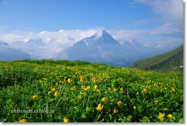 スイスアルプスの山上湖 バッハアルプゼー_f0179404_21253942.jpg