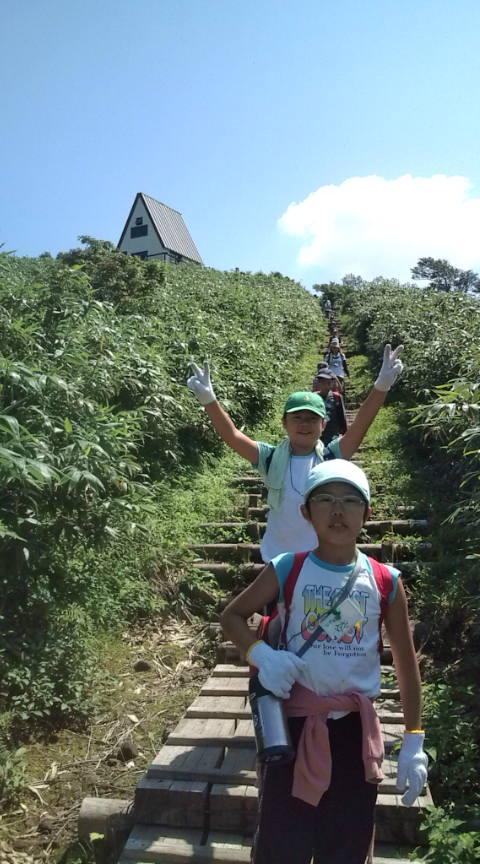 キャンプ2日目・・・登山!_f0101226_1535784.jpg