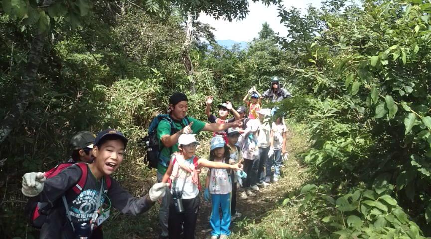 キャンプ2日目・・・登山!_f0101226_232953.jpg