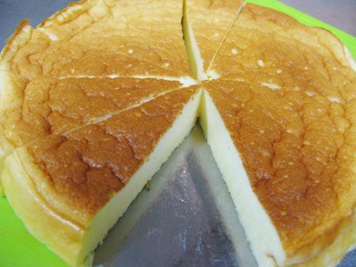 ミルキースフレ・チーズケーキ_f0129726_22261184.jpg