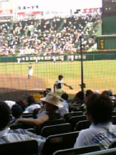 第91回全国高校野球選手権大会~帝京_e0089732_1943898.jpg