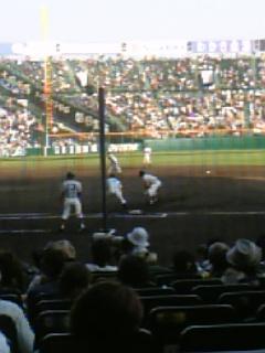 第91回全国高校野球選手権大会~帝京_e0089732_1945611.jpg