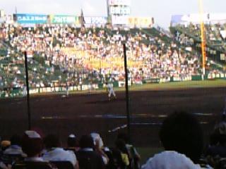 第91回全国高校野球選手権大会~帝京_e0089732_1951173.jpg