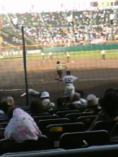 第91回全国高校野球選手権大会~帝京_e0089732_195454.jpg