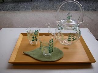 和田純子さんのガラス_b0132444_16224930.jpg