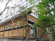 別荘地でのCozyUpHome外部工事と造作工事6_d0059949_10272898.jpg