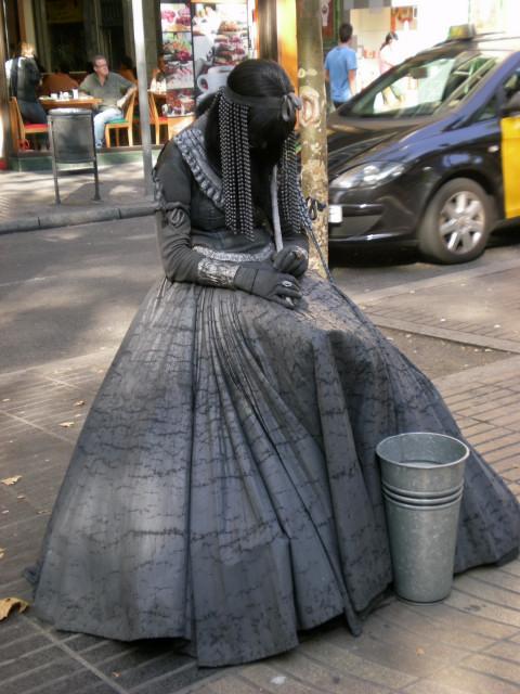 バルセロナ----ランブラス通り編_c0179785_2154364.jpg