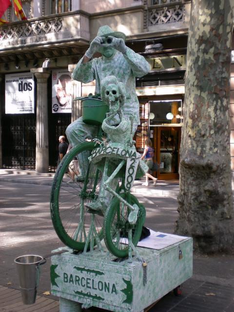バルセロナ----ランブラス通り編_c0179785_2161797.jpg