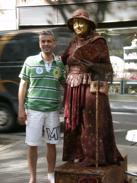 バルセロナ----ランブラス通り編_c0179785_2214410.jpg