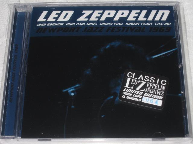 LED ZEPPELIN / NEWPORT JAZZ FESTIVAL 1969_b0042308_030352.jpg