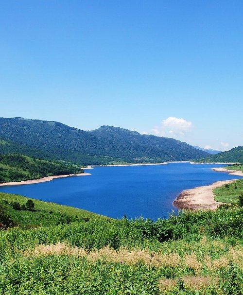 野反湖・八間山ハイキング_c0177814_11112456.jpg