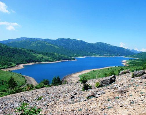 野反湖・八間山ハイキング_c0177814_11501943.jpg