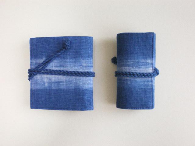 sports shoes cb5cb a7ef3 墨染 藍染 財布とキーケース : 墨色 縹色