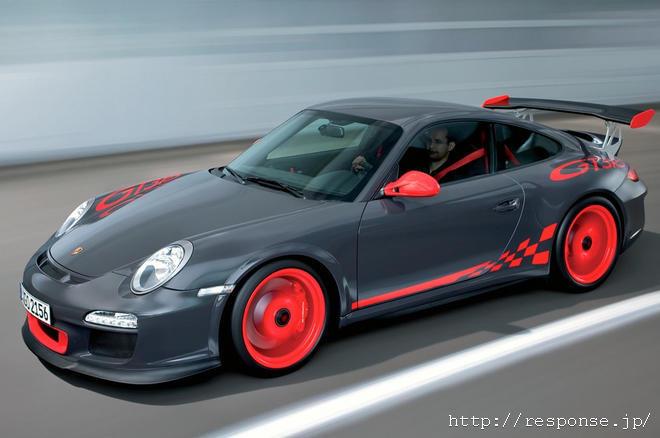 ポルシェ 911 GT3RS 誕生…NAモデル最速_d0082477_13294114.jpg