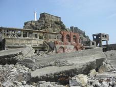 軍艦島に上陸_c0052692_19331659.jpg