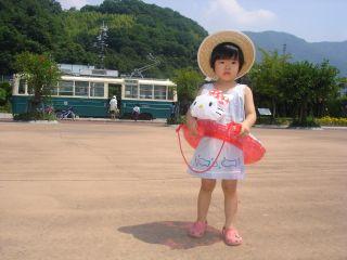 マコ、呉ポートピアのプールに行ったよ!_e0166301_14291475.jpg