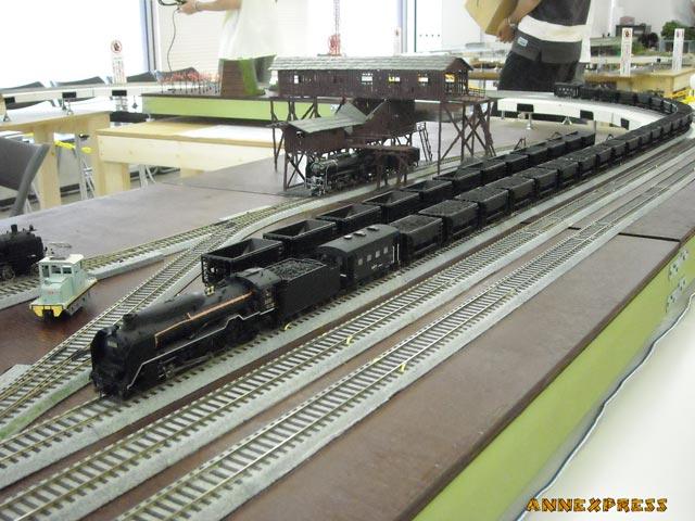 【ゆる鉄】彦根より、HOモジュール1つめを走行した車輌_c0018117_2224162.jpg